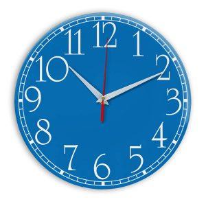 Настенные часы Ideal 915 синий