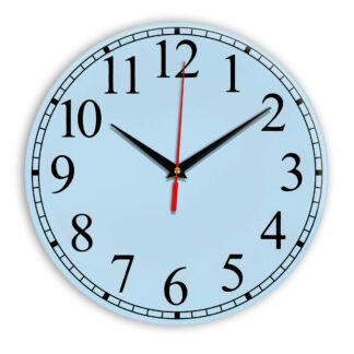 Настенные часы Ideal 916 светло-голубой