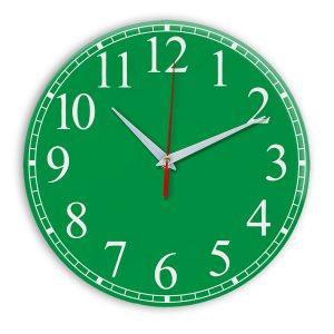 Настенные часы Ideal 916 зеленый