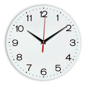 Настенные часы Ideal 919 белые