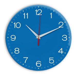 Настенные часы Ideal 919 синий