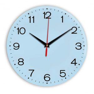 Настенные часы Ideal 919 светло-голубой