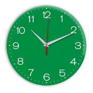 Настенные часы Ideal 919 зеленый