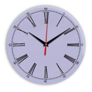 Настенные часы Ideal 921 сиреневый светлый