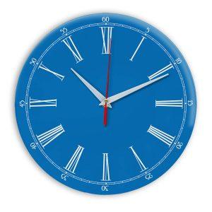 Настенные часы Ideal 921 синий