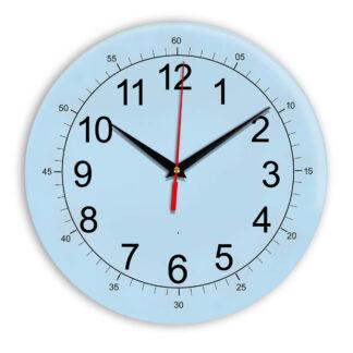 Настенные часы Ideal 922 светло-голубой