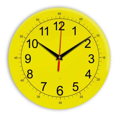 Настенные часы Ideal 922 zheltyj
