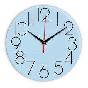 Настенные часы Ideal 923 светло-голубой