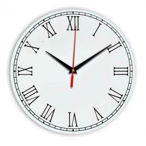 Настенные часы Ideal 924 белые