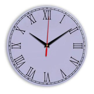 Настенные часы Ideal 924 сиреневый светлый
