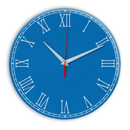 Настенные часы Ideal 924 синий