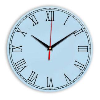 Настенные часы Ideal 924 светло-голубой