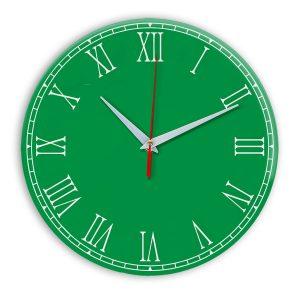 Настенные часы Ideal 924 зеленый