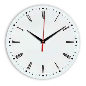 Настенные часы Ideal 925 белые