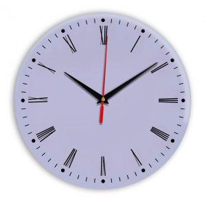 Настенные часы Ideal 925 сиреневый светлый