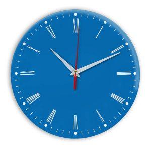 Настенные часы Ideal 925 синий