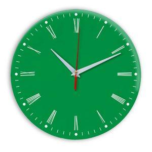 Настенные часы Ideal 925 зеленый