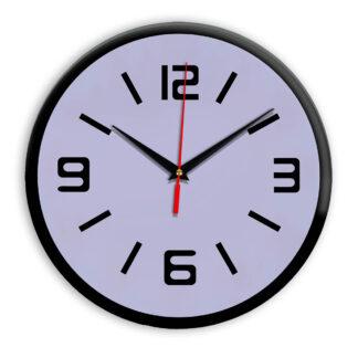 Настенные часы Ideal 926 сиреневый светлый