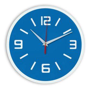 Настенные часы Ideal 926 синий
