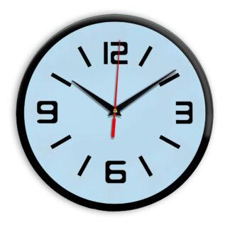 Настенные часы Ideal 926 светло-голубой