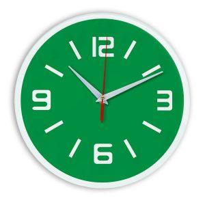 Настенные часы Ideal 926 зеленый