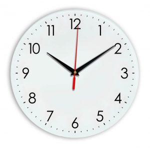 Настенные часы Ideal 927-1 белые