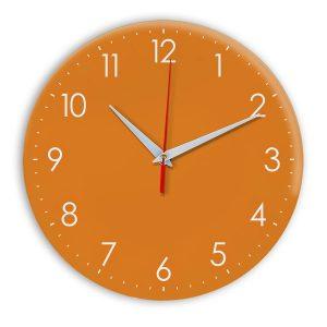 Настенные часы Ideal 927-1 оранжевый