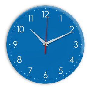 Настенные часы Ideal 927-1 синий
