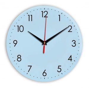 Настенные часы Ideal 927-1 светло-голубой