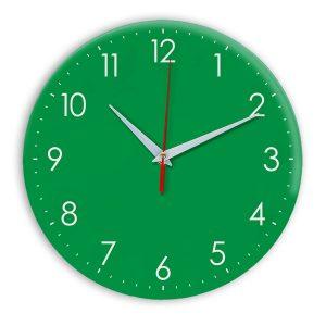 Настенные часы Ideal 927-1 зеленый
