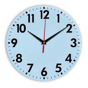 Настенные часы Ideal 927 светло-голубой