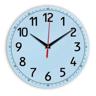 Настенные часы Ideal 928 светло-голубой