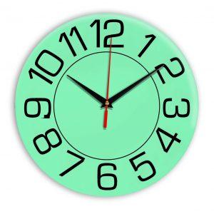 Настенные часы Ideal 930 светлый зеленый