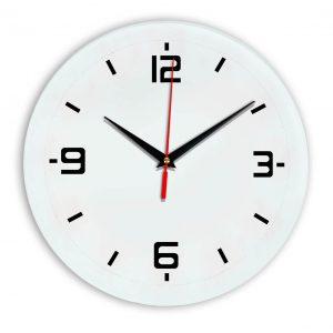 Настенные часы Ideal 934 белые