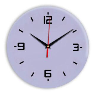 Настенные часы Ideal 934 сиреневый светлый