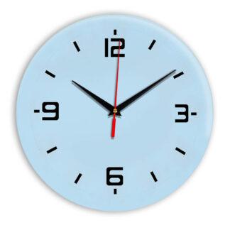 Настенные часы Ideal 934 светло-голубой