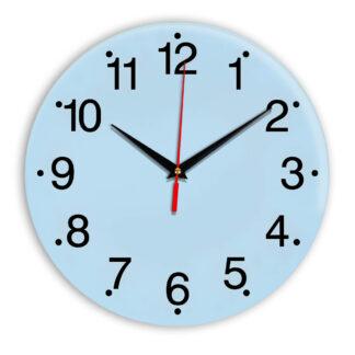 Настенные часы Ideal 935 светло-голубой