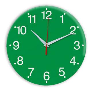 Настенные часы Ideal 935 зеленый