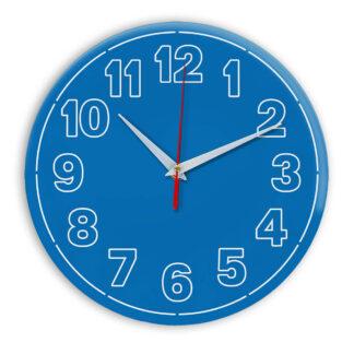 Настенные часы Ideal 936 синий
