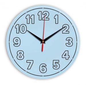 Настенные часы Ideal 936 светло-голубой