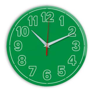 Настенные часы Ideal 936 зеленый