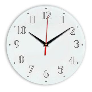 Настенные часы Ideal 937 белые
