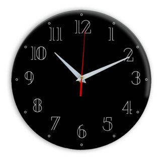 Настенные часы Ideal 937 черные