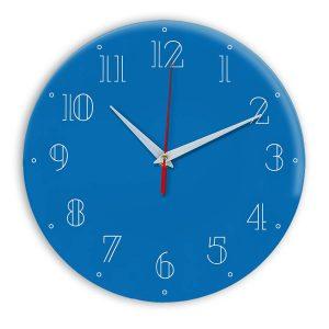 Настенные часы Ideal 937 синий