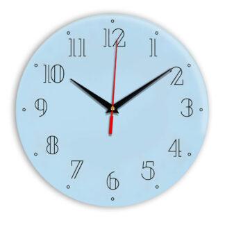 Настенные часы Ideal 937 светло-голубой