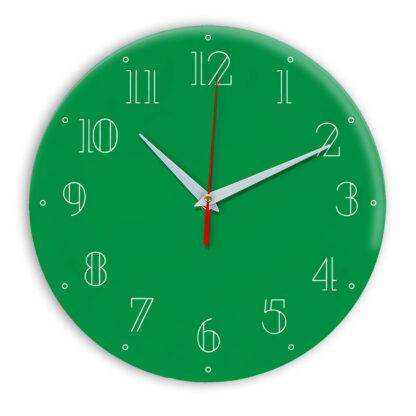 Настенные часы Ideal 937 зеленый