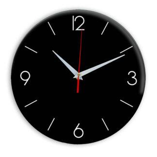 Настенные часы Ideal 939 черные
