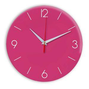 Настенные часы Ideal 939 розовые