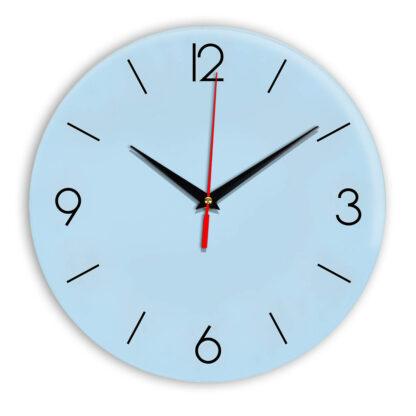 Настенные часы Ideal 939 светло-голубой