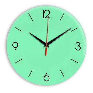 Настенные часы Ideal 939 светлый зеленый